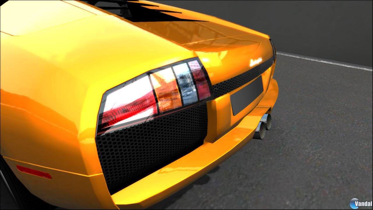 E3: Más imágenes de Project Gotham Racing 3