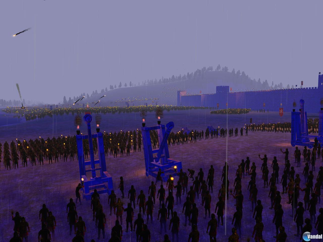 E3: Primeras imágenes de Rome Total War: Barbarian Invasion