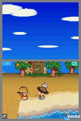 E3: Imágenes de Animal Crossing DS