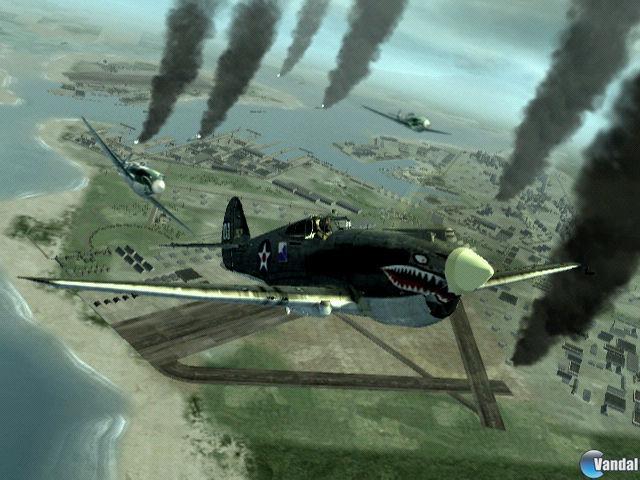 E3: Primeras imágenes de Blazing Angels: Squadrons of WWII