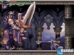 E3: Nuevas imágenes de Castlevania DS