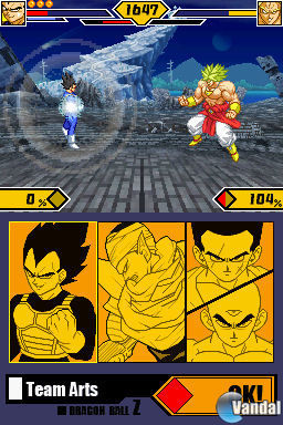 E3: Primeras imágenes de Dragon Ball Z: Supersonic Warriors 2