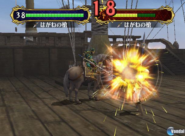 E3: Imágenes de Fire Emblem: Path of Radiance