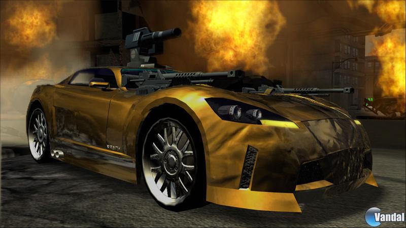 E3: Sega desvela Full Auto