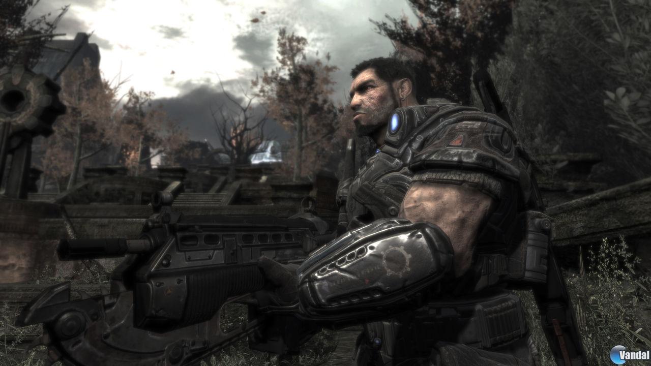 E3: Imágenes de Gears of War