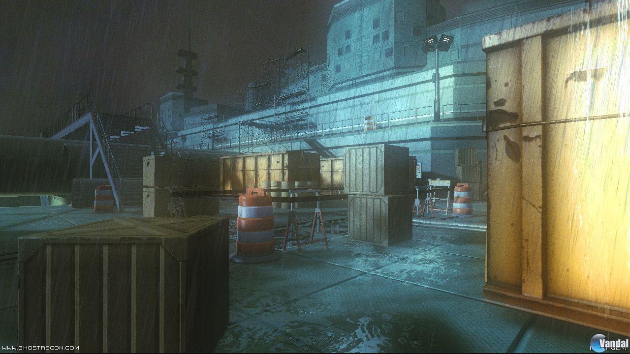 E3: Primeras imágenes de Ghost Recon 3