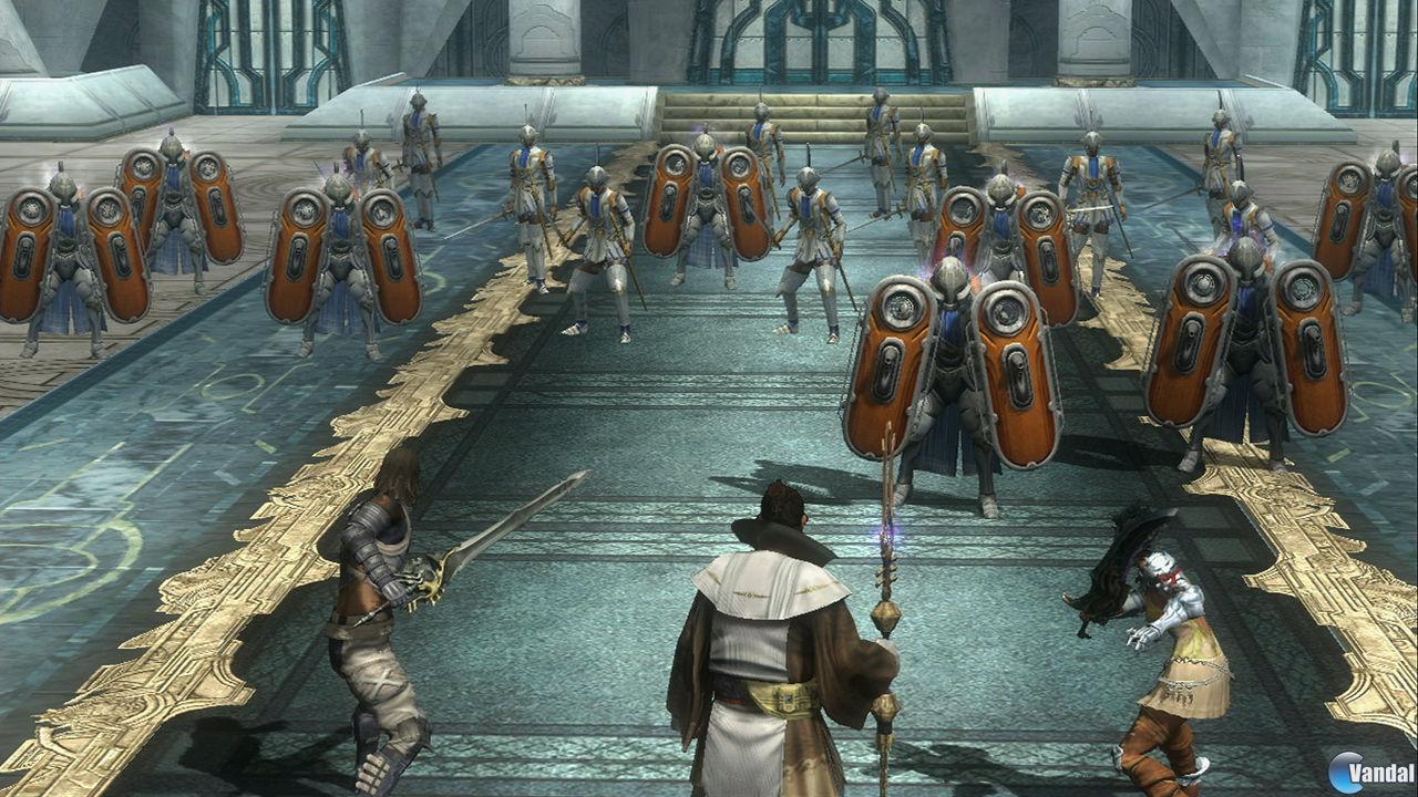 E3: Mostrado Lost Odyssey, un nuevo juego de Mistwalker