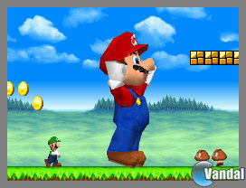 E3: Imágenes de New Super Mario Bros.