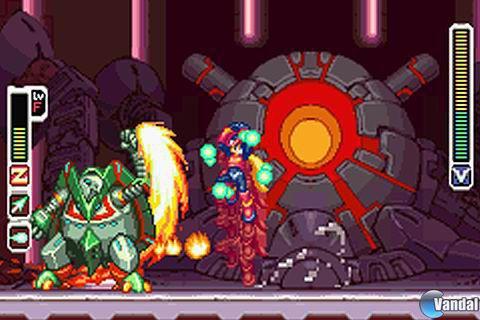 E3: Capcom muestra Megaman Zero 4
