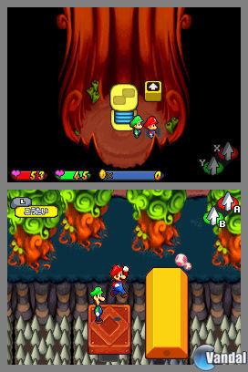 E3: Detalles e imágenes de Mario & Luigi 2