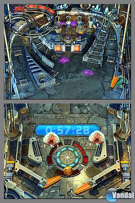 E3: Imágenes de Metroid Pinball