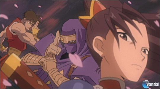 E3: Imágenes de Namco x Capcom