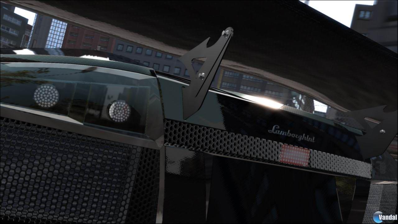 E3: Imágenes de Project Gotham Racing 3