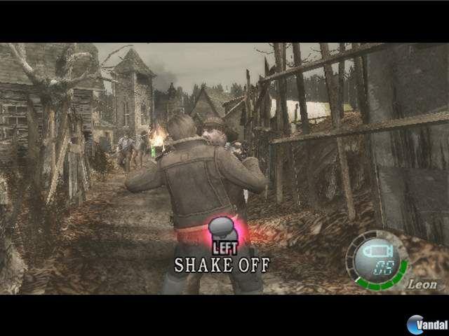 E3: Primeras imágenes de Resident Evil 4 para PS2