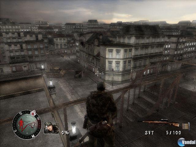 E3: Primeras imágenes de Sniper Elite