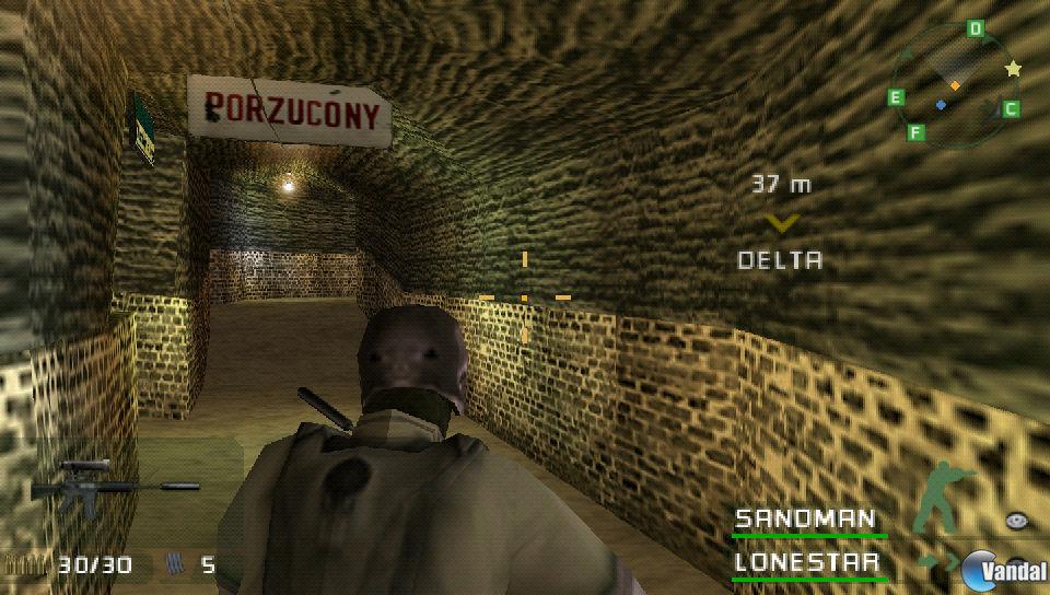 E3: Imágenes de SOCOM para PSP