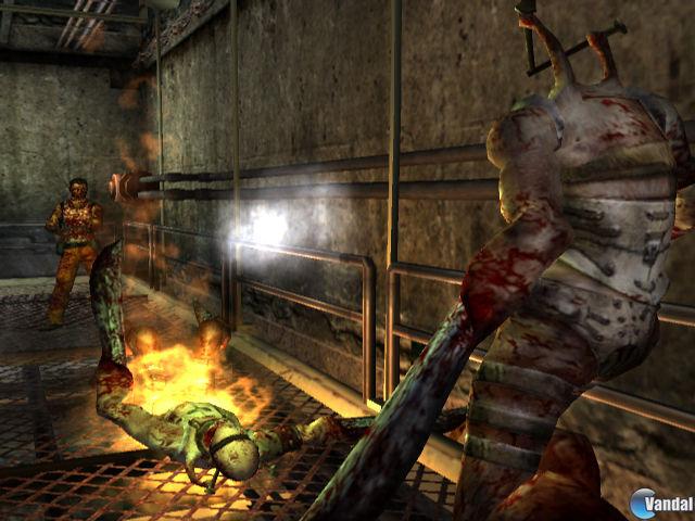 E3: Nuevas imágenes de The Suffering Ties that Bind
