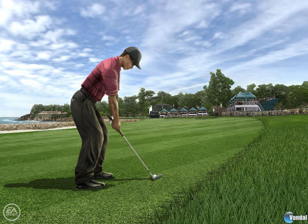 E3: Primera imagen de Tiger Woods PGA Tour Golf 2006