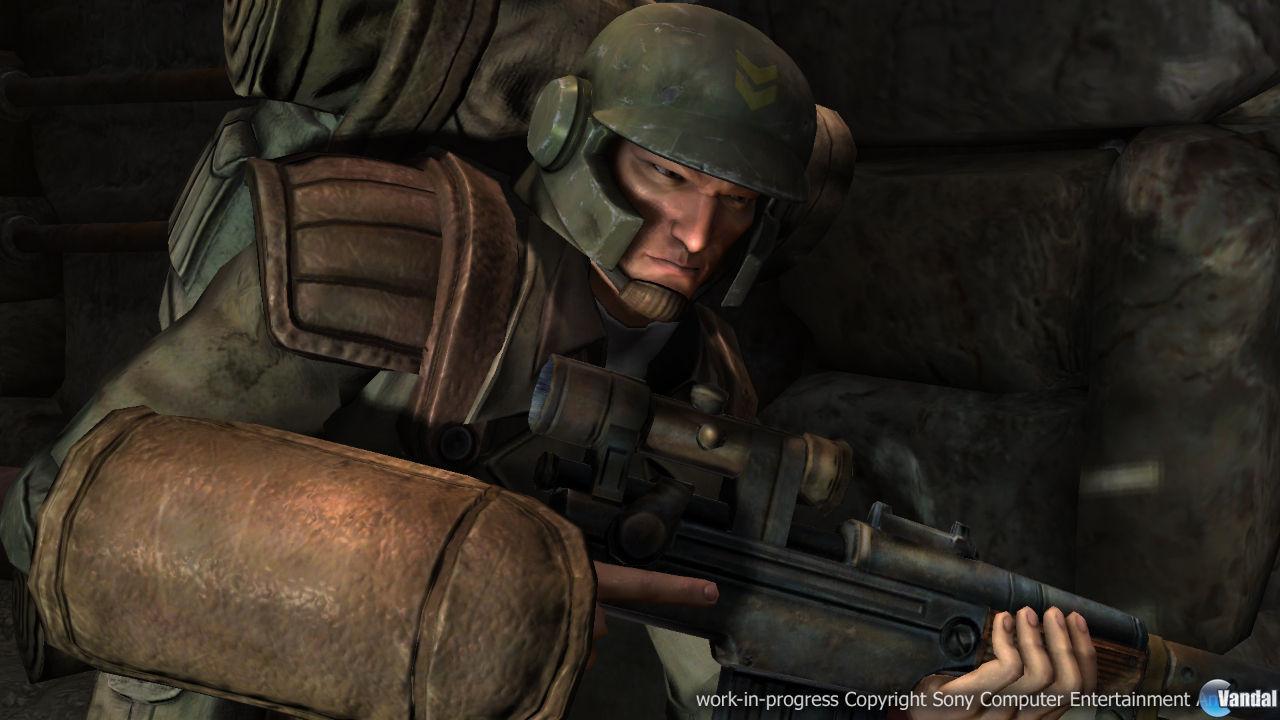 E3: Primera imagen de Warhawk