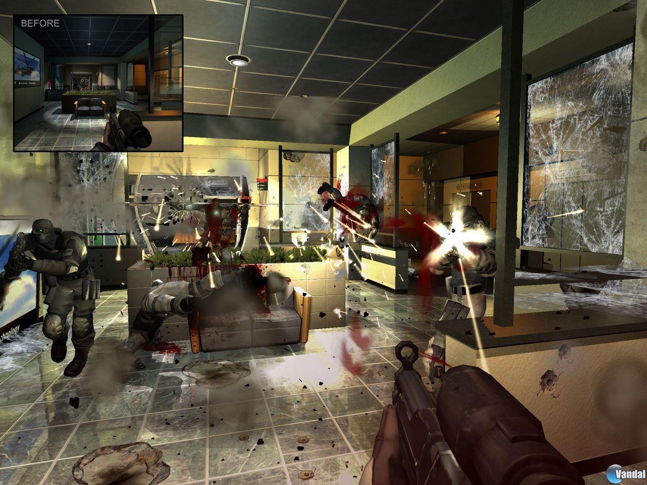 E3: Vivendi y Monolith trabajan conjuntamente en un juego de acción