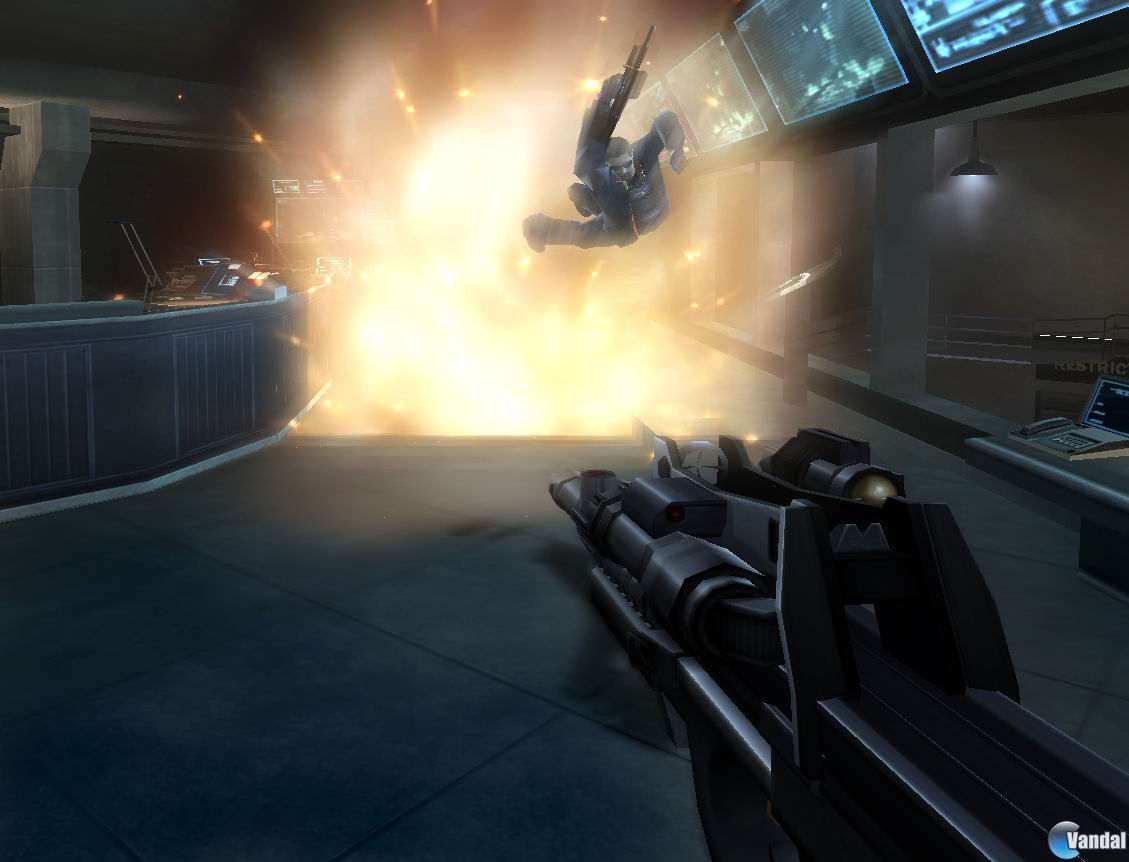 E3: Nuevas imágenes de Goldeneye:  Rogue Agent