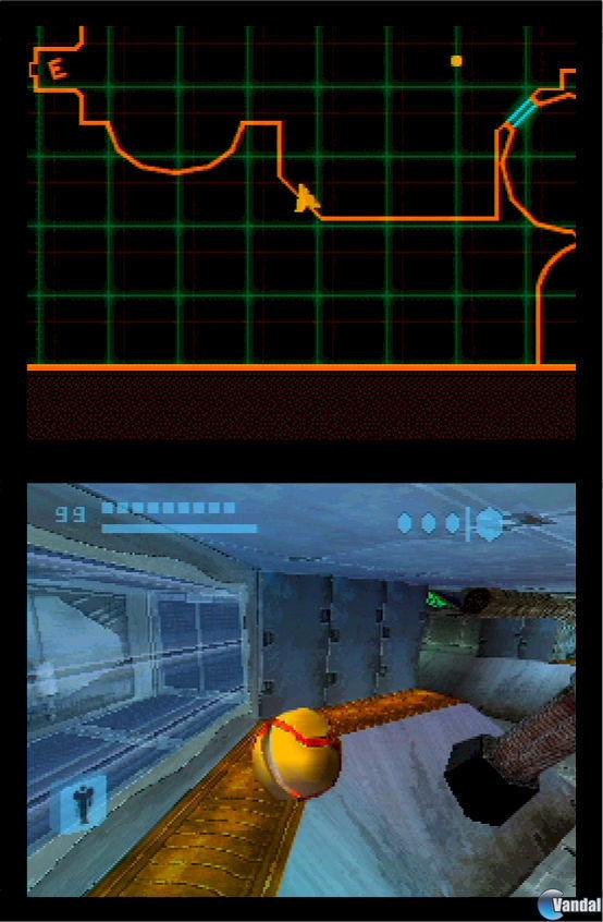 E3: Primeras informaciones de Metroid Prime: Hunters