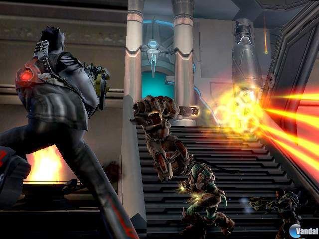 E3: Nuevas imágenes de Unreal Champioship 2: The Liandri Conflict