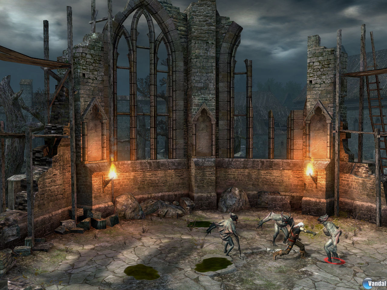 E3: Imágenes de The Witcher