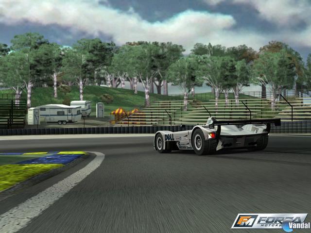 E3: Primeras imágenes de Forza Motorsport