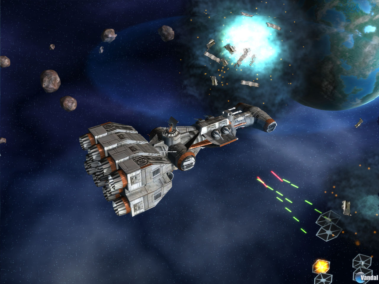 Imágenes de Star Wars: Empire at War