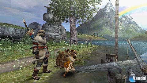 Imágenes de Monster Hunter 2