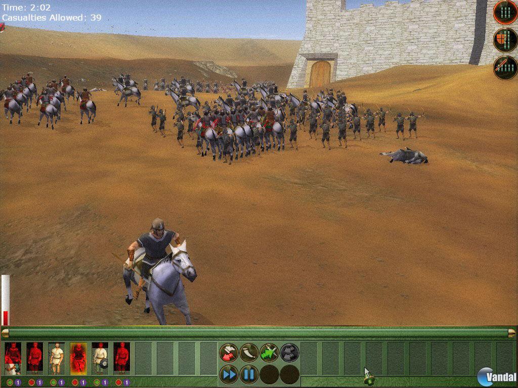 Primeras imágenes de Legion Arena