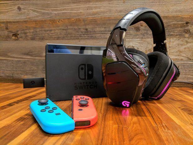 Estos son los cascos inalámbricos compatibles con Nintendo Switch - Vandal