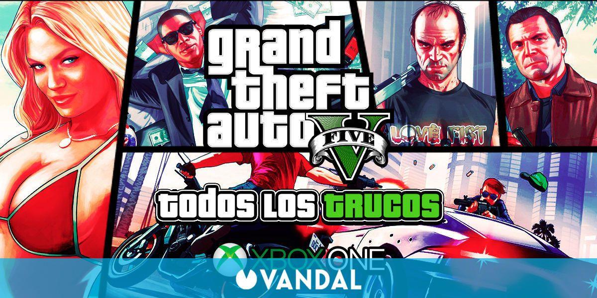 Trucos Gta 5 Para Xbox One Todas Las Claves Y Códigos 2020