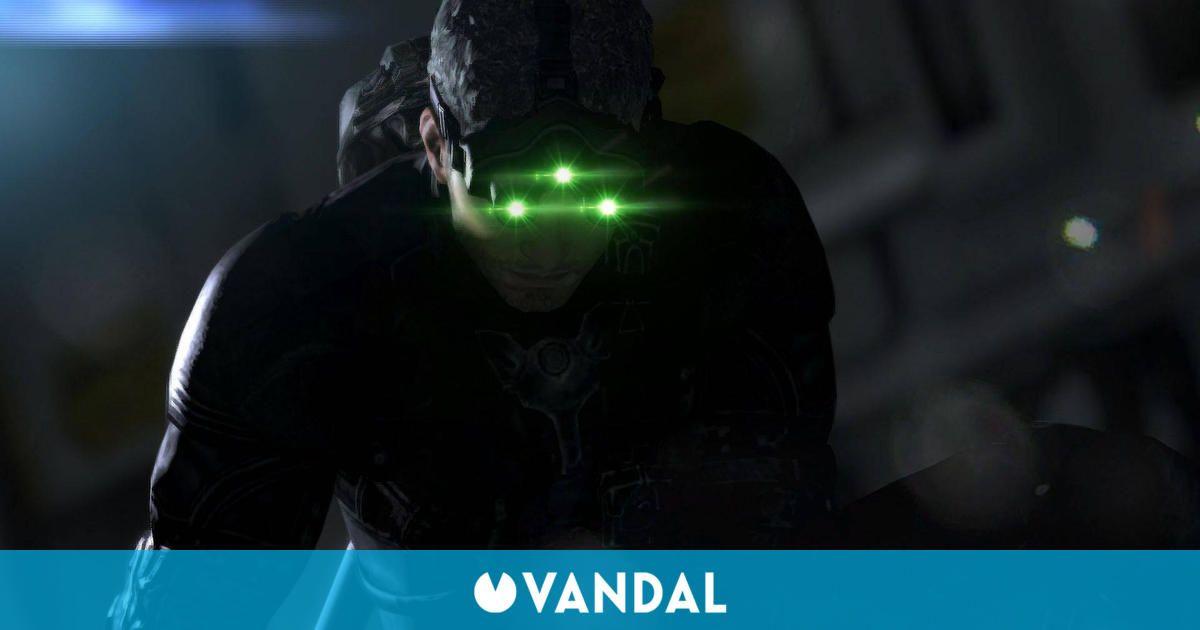 Ubisoft habría dado luz verde a un nuevo juego de Splinter Cell, según fuentes cercanas