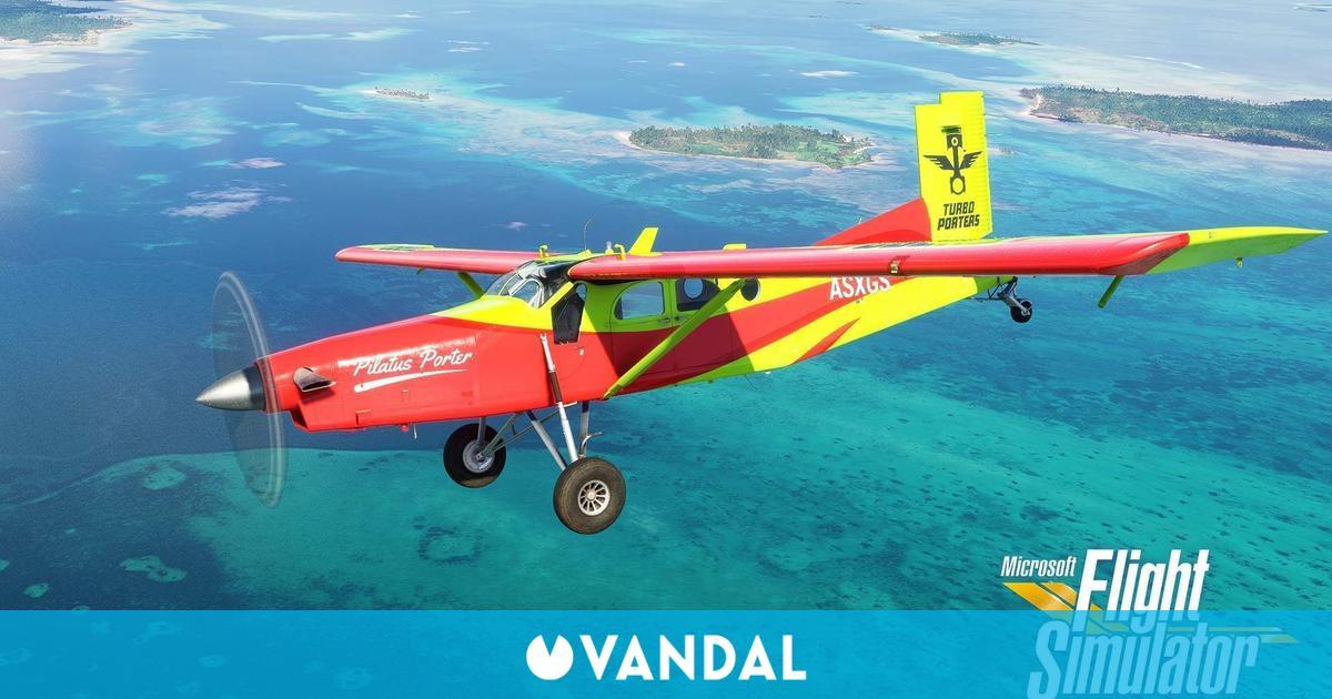 Microsoft Flight Simulator recibirá una edición Game of the Year el 18 de noviembre