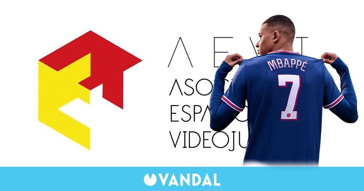 FIFA 22 fue el juego más vendido en España durante el mes de septiembre