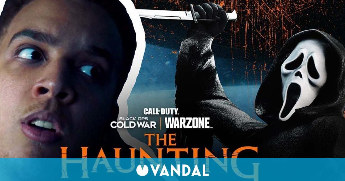 Call of Duty Warzone tendrá un evento de Halloween con Scream y Donnie Darko