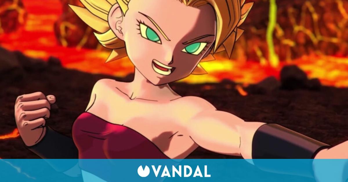 Dragon Ball Xenoverse 2 nos presenta el tráiler de Caulifla Super Saiyan 2