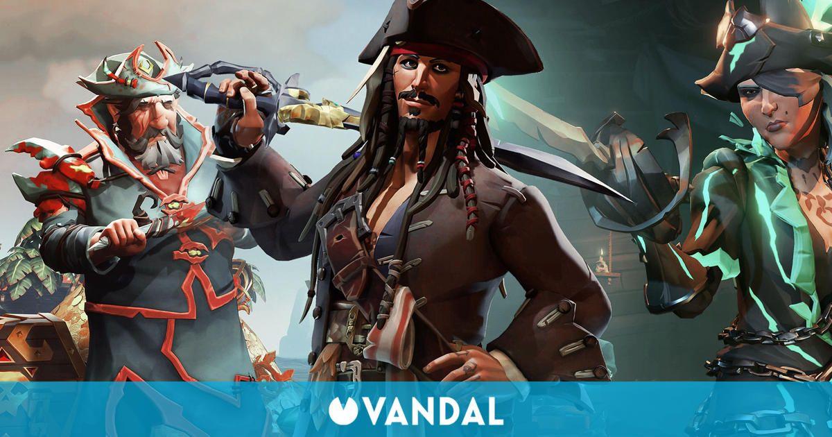 Sea of Thieves alcanza los 25 millones de piratas navegando por sus mares