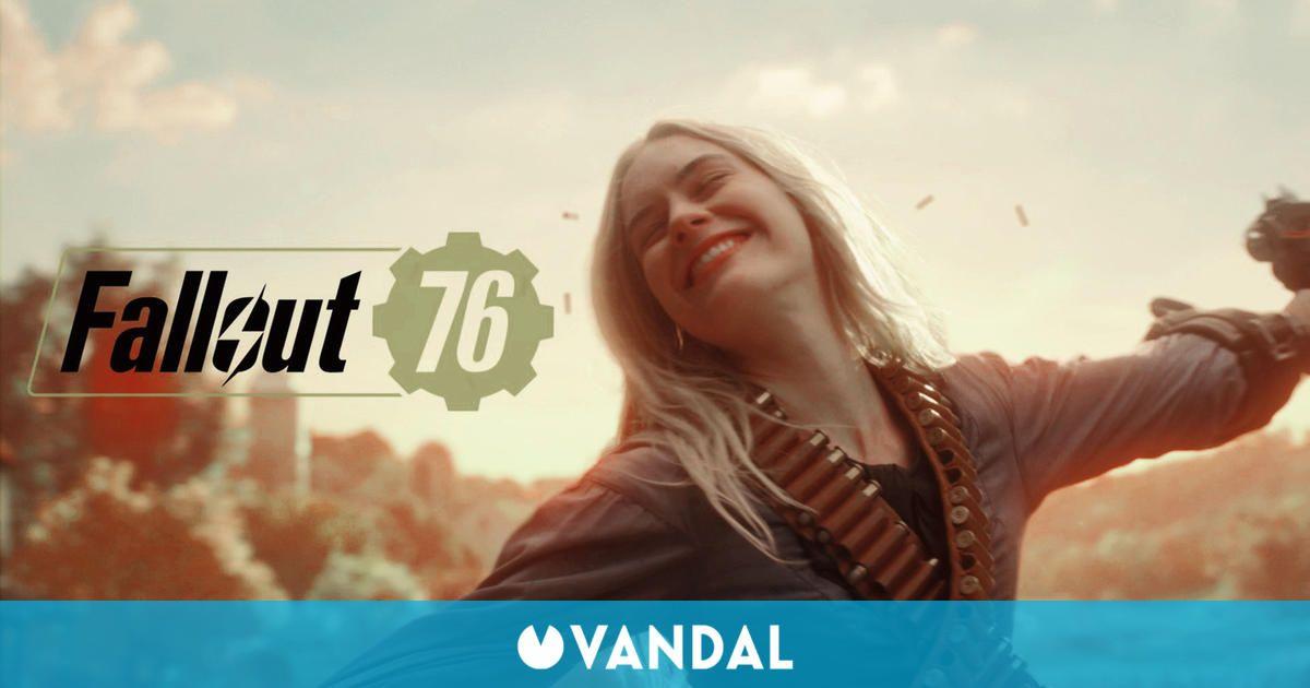 Fallout 76 se puede jugar gratis en todas las plataformas durante una semana