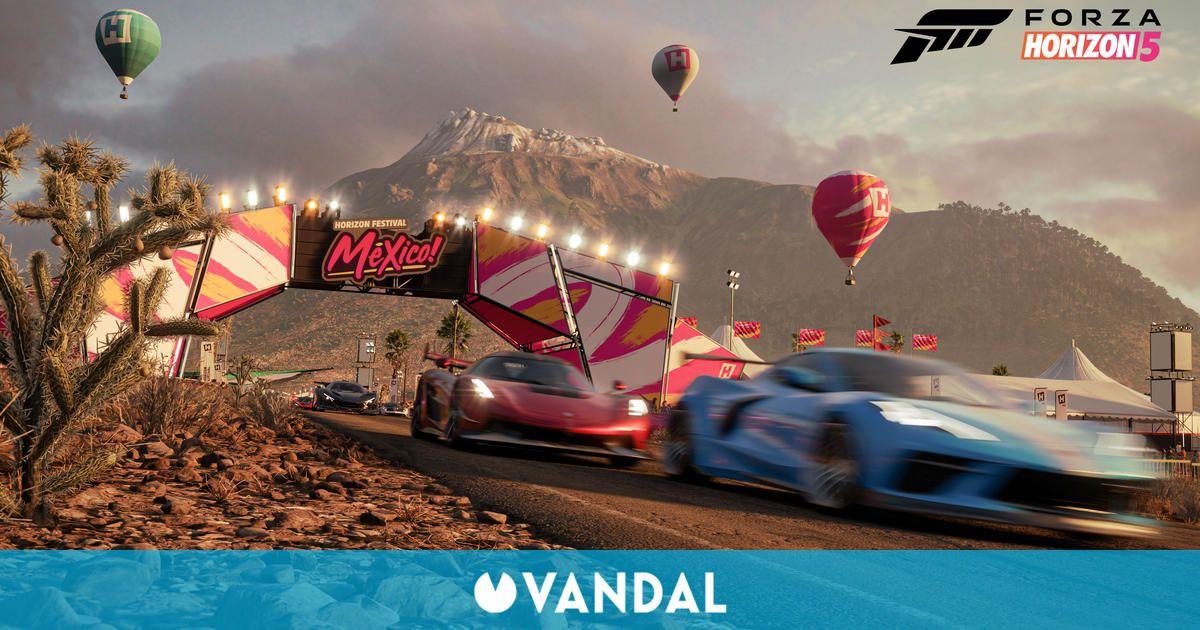 Forza Horizon 5 es el juego más esperado por el jurado de los E3 2021 Awards