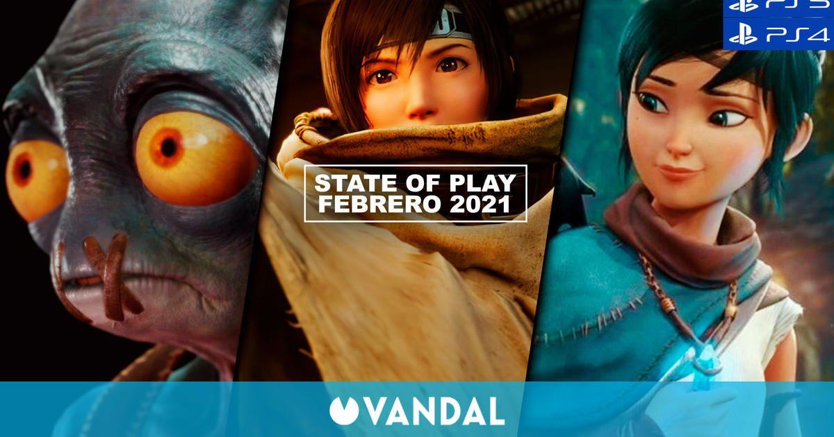 Resumen State of Play: Final Fantasy 7 Remake en PS5, gameplay de Returnal y más