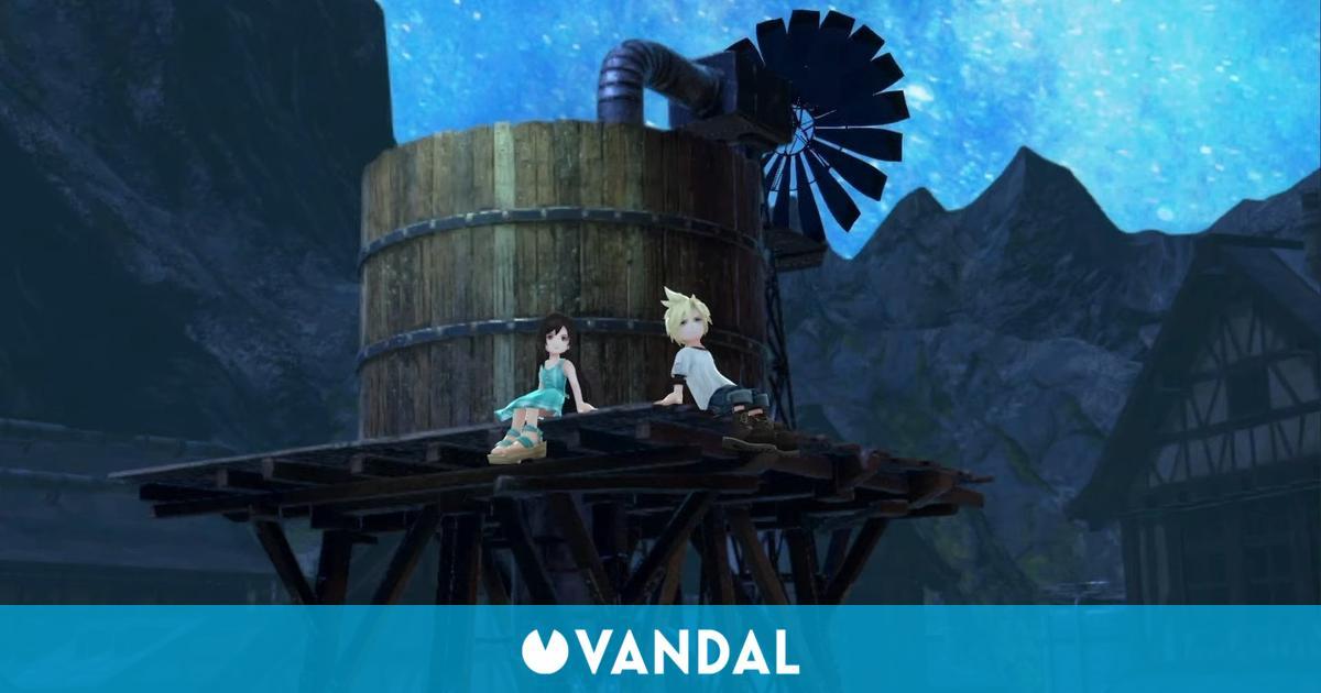 Anunciado Final Fantasy 7: Ever Crisis, una adaptación de Final Fantasy 7 Remake para móviles