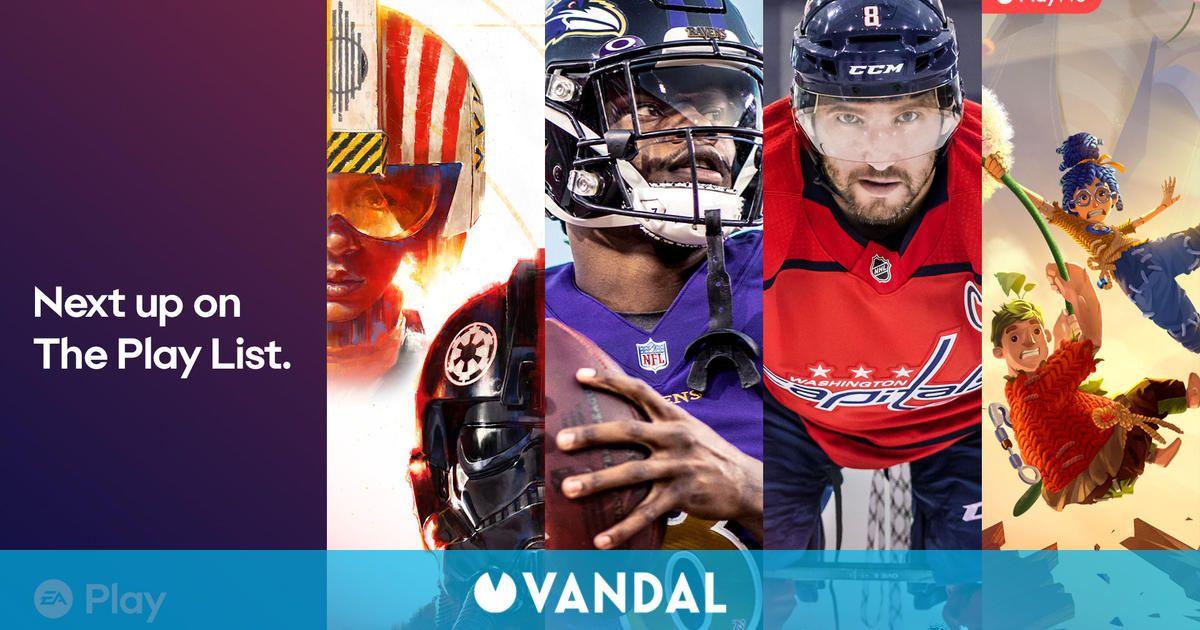 EA Play y EA Play Pro recibirá Star Wars: Squadrons, Madden NFL 21 y NHL 21 próximamente