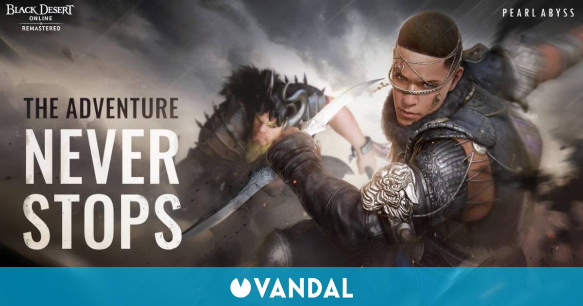 Black Desert Online se podrá descargar gratis para PC en Steam hasta el 10 de marzo