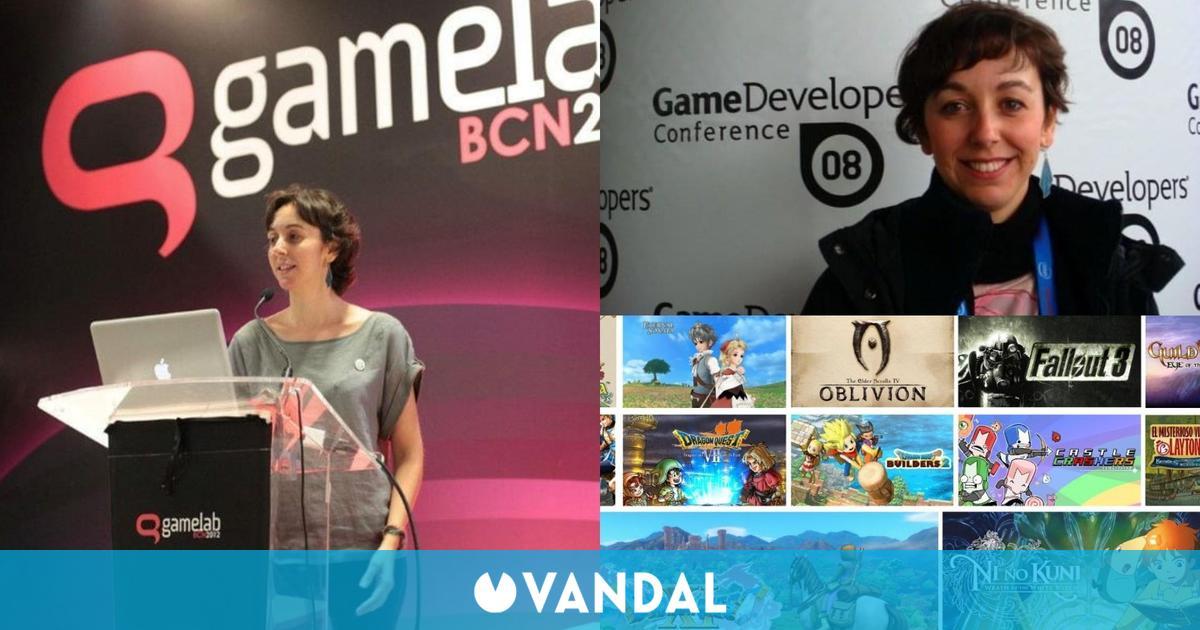 Diana Díaz Montón explica cómo nació y creció la localización de videojuegos en España