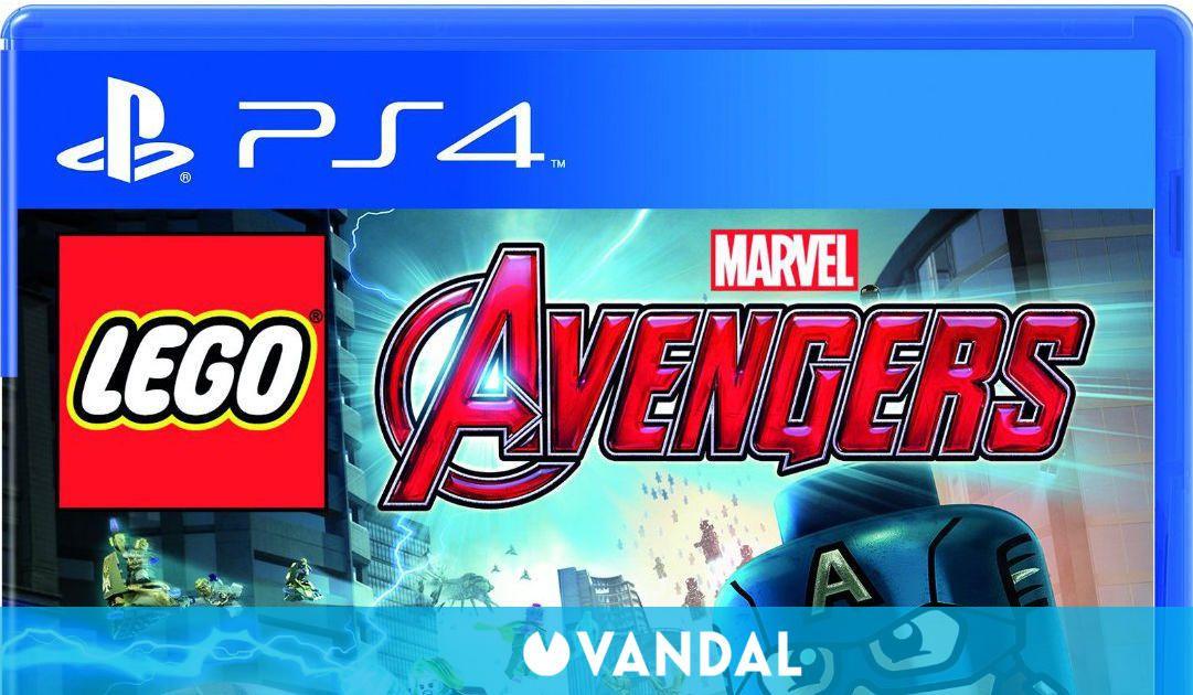 LEGO Marvel Vengadores - Videojuego (PS4, PC, PS3, Xbox ...