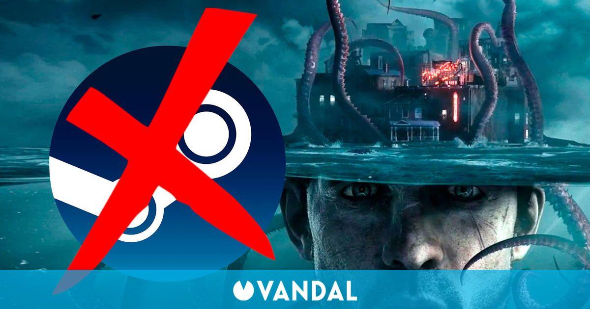 Los desarrolladores de The Sinking City retiran el juego de Steam utilizando la ley DMCA