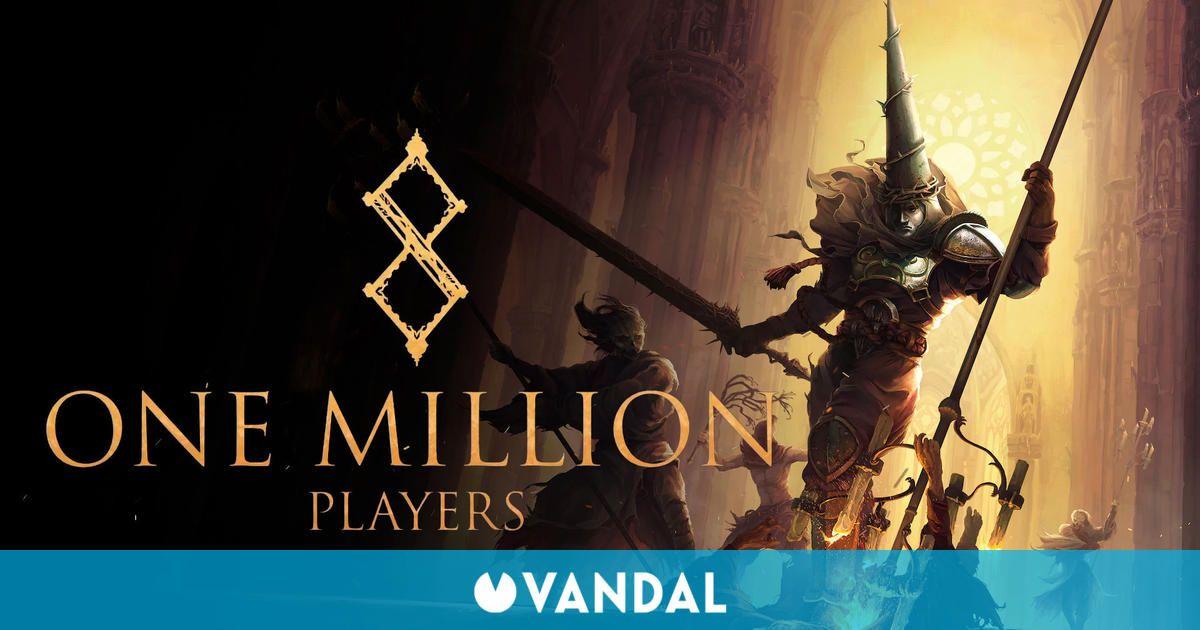Blasphemous, el juego español de The Game Kitchen, consigue más de un millón de jugadores
